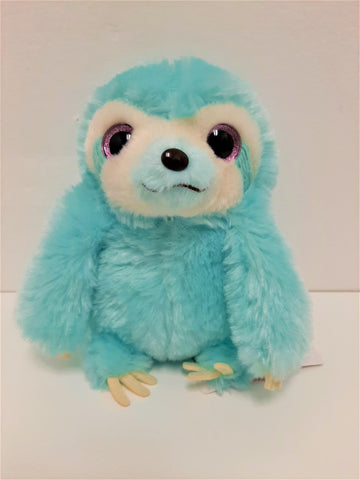 "Amuse: Blue Sloth Kirara 5"" Plush"