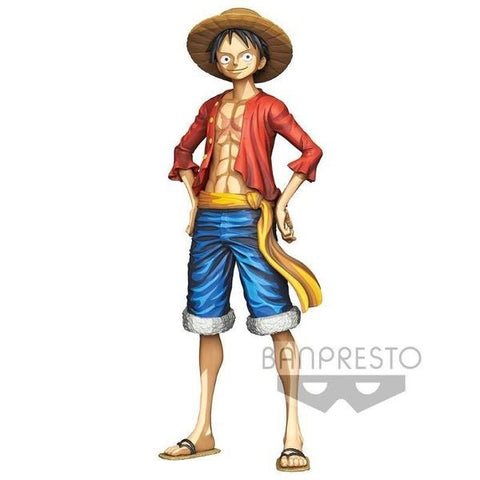 One Piece: Luffy Manga Dimensions Figure
