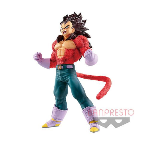 Dragon Ball GT: SS4 Vegeta Blood of Saiyans Figure