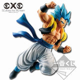 Dragon Ball Super Broly: SSGSS Gogeta Z-Battle Ichiban Kuji Figure