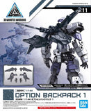 30 Minutes Missions: Option Backpack 1 Model Option Pack