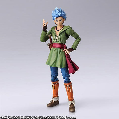 Dragon Quest: Erik Echoes of an Elusive Age Bring Arts