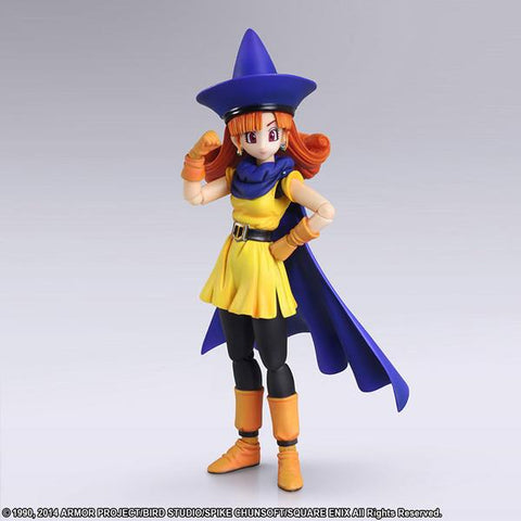 Dragon Quest: Alena Chapters of the Chosen Bring Arts
