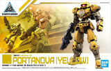 30 Minutes Missions: Portanova [Yellow] 1/144 Model