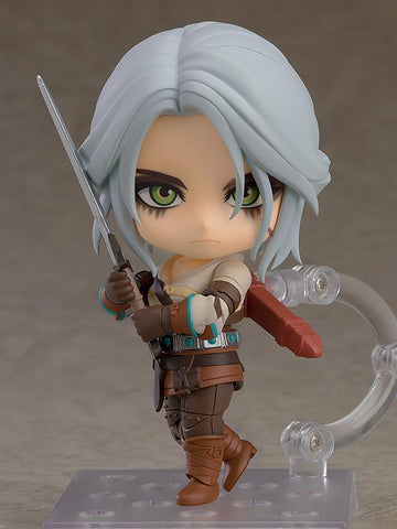The Witcher: 1108 Ciri Nendoroid