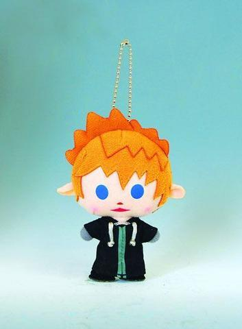"Kingdom Hearts: Roxas 4"" Plush Key Chain"