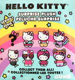"Hello Kitty: 3"" Surprise Plush (1 Random Blind Box)"