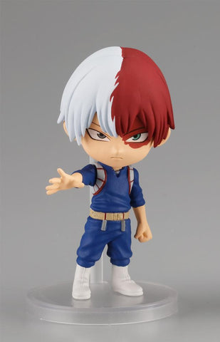 My Hero Academia: Chibi Masters Shoto Todoroki Mini Figure
