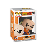 Dragon Ball Z: Krillin with Destructo Disc POP! Vinyl Figure (706)