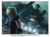 Final Fantasy VII Remake: Ex-Soldier vs. One Winged Angel Wall Scroll