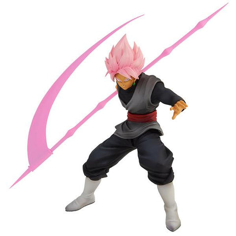 Dragon Ball Super: SSR Goku Black and Scythe Prize Figure