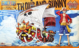 One Piece: Thousand Sunny Grand Ship Collection Model