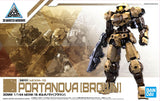 30 Minutes Missions: Portanova [Brown] 1/144 Model