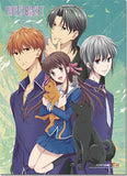 Fruits Basket: Key Art Wall Scroll