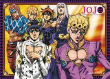 Jojo's Bizarre Adventure: Season 4 Group Wall Scroll