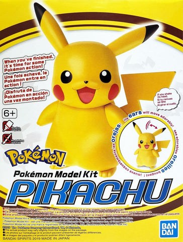Pokemon: Pikachu Model