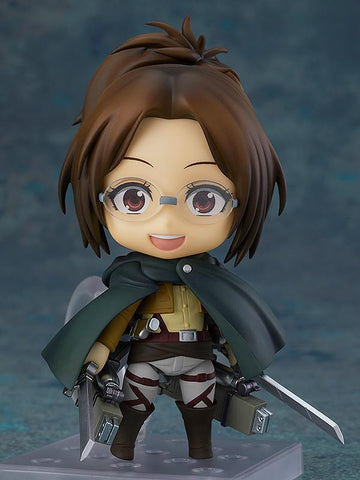 Attack on Titan: 1123 Hange Zoë Nendoroid