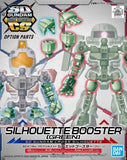Gundam: Silhouette Booster [Green] SDCS Model