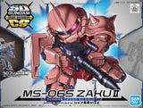 Gundam: MS-06S Zaku II SDCS Model