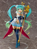 Vocaloid: Racing Miku 2018 Chellenging to the TOP 1/7 Scale Figure