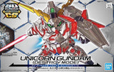 Gundam: Unicorn Gundam (Destroy Mode) SDCS Model