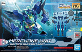 Gundam: Mercuone Unit HG Model Option Pack