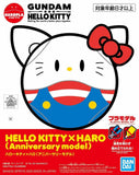 Hello Kitty/Gundam: Hello Kitty/Haro (Anniversary Model) Model