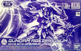 Gundam: Gundam Age-II Magnum (Dive Into Dimension Clear) HG Model