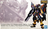 Gundam: Gundam Astray Gold Frame Amatsu (Special Coating) RG Model