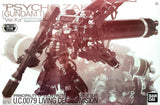 Gundam: Psycho Zaku Ver. Ka (Gundam Thunderbolt) (Half Mechanical Clear) MG Model