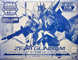 Gundam: Zeta Cross Silhouette Frame ver. (Clear Colour) SD Model