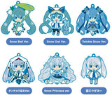 Vocaloid: Snow Miku Nendoroid Plus Collectible Key Chain vol. 2 (1 random blind box)