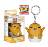 Gudetama: Gudetama Pocket POP Key Chain