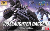 Gundam: 105 Slaughter Dagger HG Model