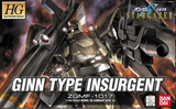 Gundam: Ginn Type Insurgent HG Model