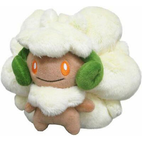 "Pokemon: Whimsicott 5.5"" All Star Collection Plush"
