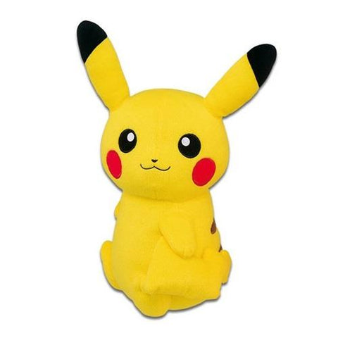 "Pokemon: Pikachu (Holding Tail) 9"" Banpresto Plush"