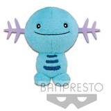 "Pokemon: Wooper Fuzzy 9"" Banpresto Plush"
