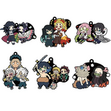 Demon Slayer: BuddyColle Rubber Mascot Key Chain (vol. 2) (1 Random Blind Box)
