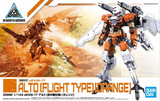30 Minutes Missions: Alto (Flight Type) [Orange] 1/144 Model