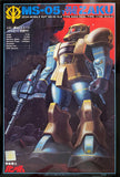 Gundam: 1/100 Real Type Zaku I NG Model