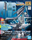 Gundam: Fake Nu Weapons HG Model Option Pack