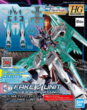 Gundam: Fake Nu Unit HG Model Option Pack