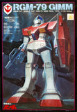 Gundam: 1/100 Real Type RGM-79 GM NG Model