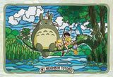 My Neighbour Totoro: 300-AC34 Totoro and Friends Fishing Artcrystal Jigsaw Puzzle