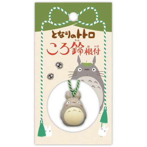 My Neighbour Totoro: Grey Totoro with Bell Phone Charm