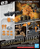 30 Minutes Missions: Customize Effect Burst Image ver. [Orange]