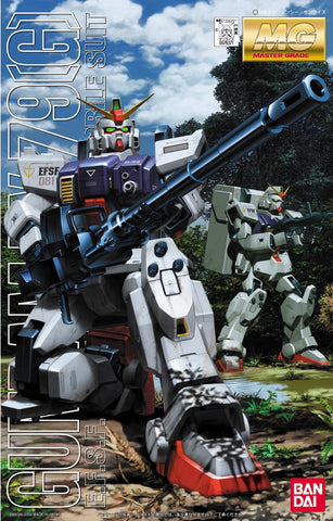 Gundam: Gundam RX-79 (G) MG Model