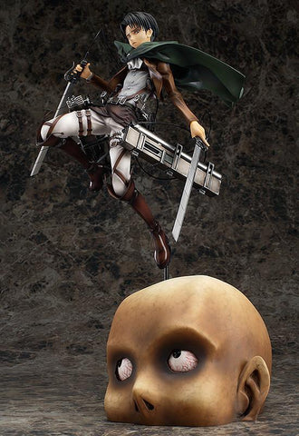 Attack on Titan: Levi 1/8 Scale Figure