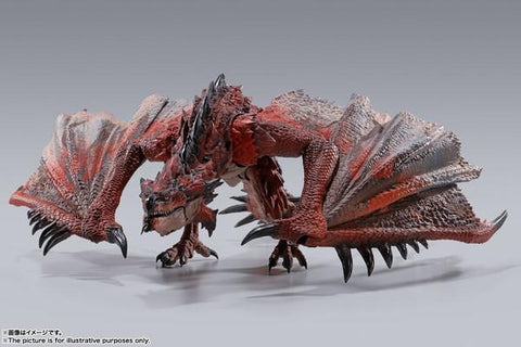 Monster Hunter: Rathalos S.H. MonsterArts Action Figure
